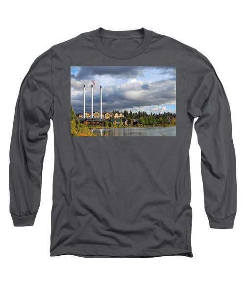 Old Mill District Long Sleeve T-Shirt