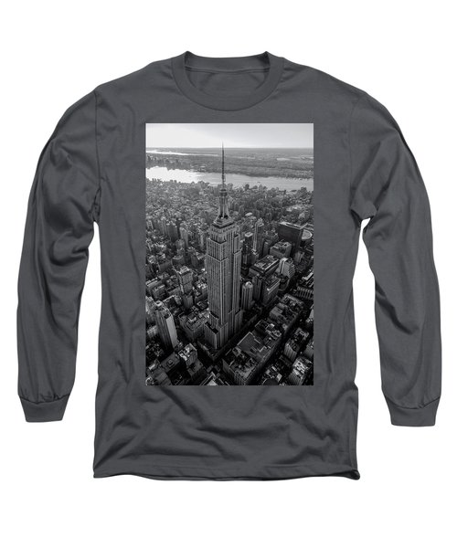 Old New New York  Long Sleeve T-Shirt