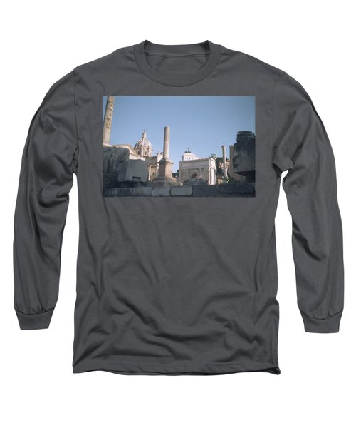 Old Rome Long Sleeve T-Shirt