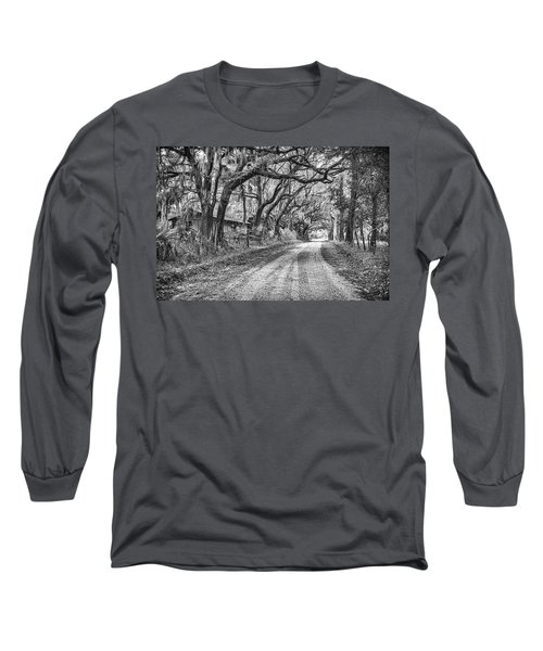 Old Sheep Farm Long Sleeve T-Shirt