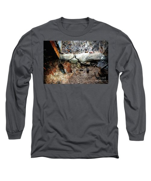 Old Threshold Paint Long Sleeve T-Shirt