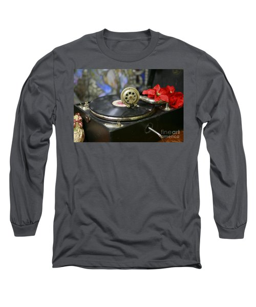 Long Sleeve T-Shirt featuring the photograph Old Time Photo by Lori Mellen-Pagliaro