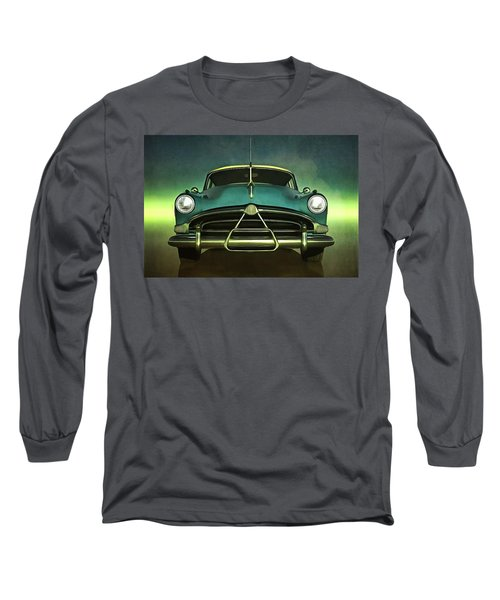 Old-timer Hudson Hornet Long Sleeve T-Shirt