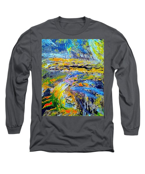 Old Town Of Nice 1 Of 3 Long Sleeve T-Shirt