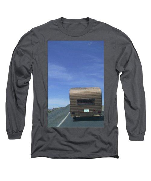 Old Trailer Long Sleeve T-Shirt