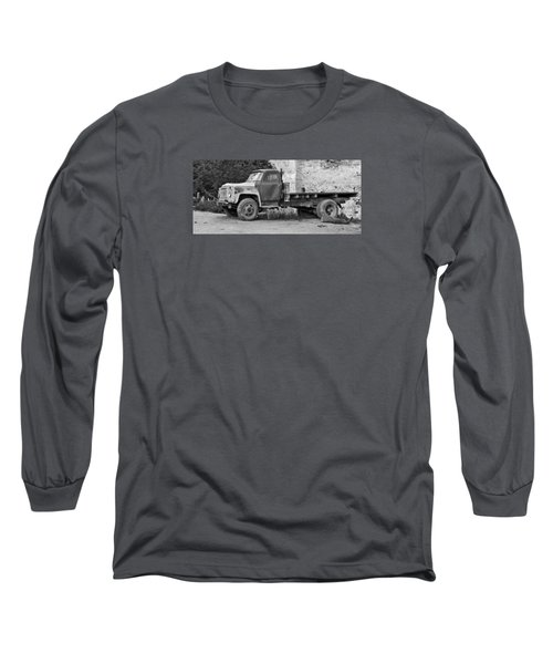 Old Truck Long Sleeve T-Shirt