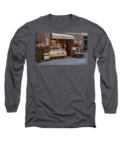 Old Tuscan Deli Long Sleeve T-Shirt