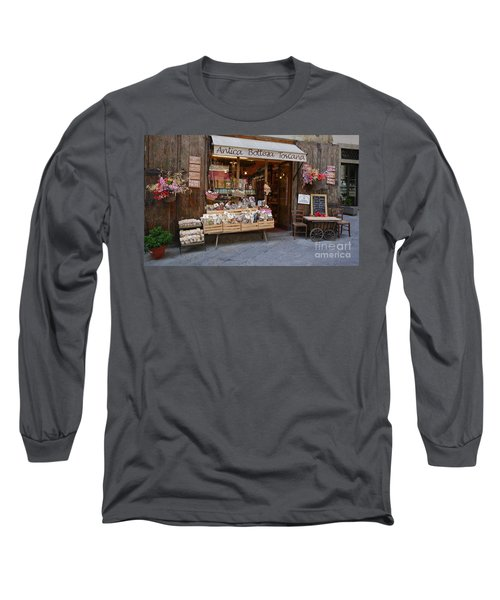 Old Tuscan Deli Long Sleeve T-Shirt
