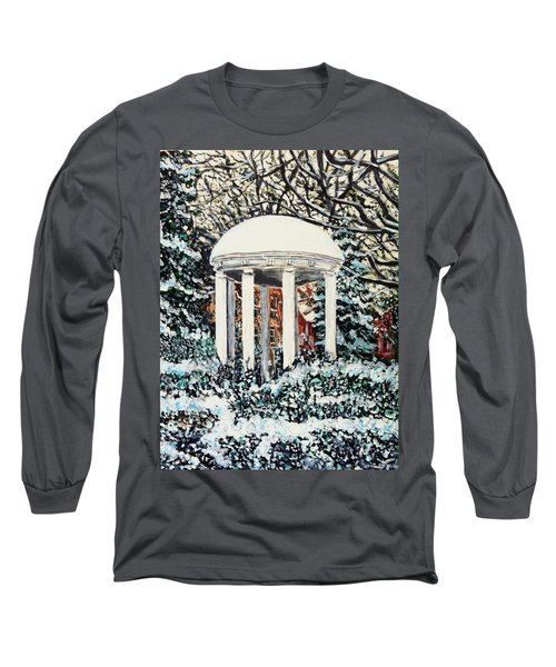 Old Well Winter Long Sleeve T-Shirt