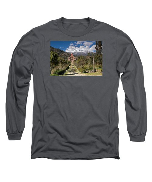 Old Yungay Campo Santo Long Sleeve T-Shirt