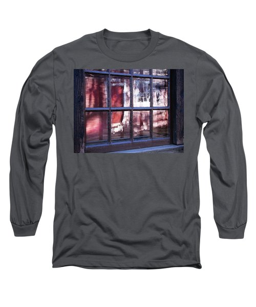 Olde Glass Long Sleeve T-Shirt