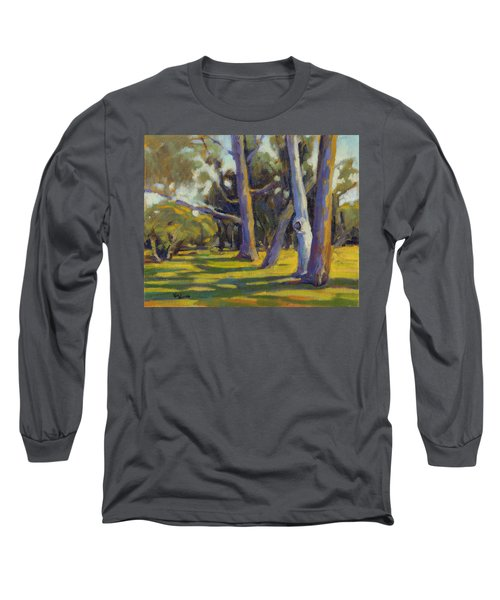 Older And Wiser 4 Long Sleeve T-Shirt
