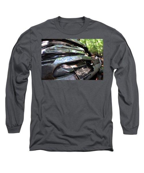 Oldsmobile Bumper Detail Long Sleeve T-Shirt