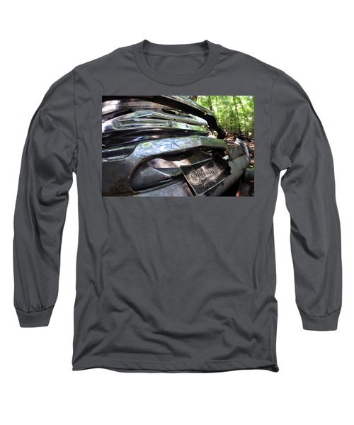 Oldsmobile Bumper Detail Long Sleeve T-Shirt