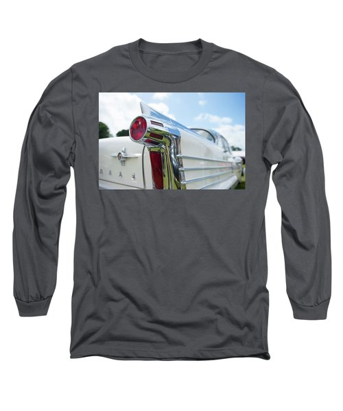 Oldsmobile Tail Long Sleeve T-Shirt by Helen Northcott
