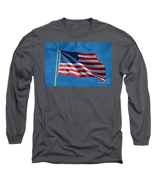 Ole Glory Long Sleeve T-Shirt