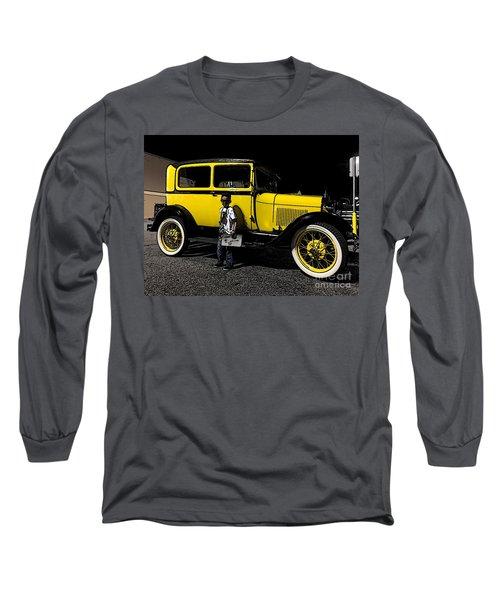 Ole Yalla - No.1928 Long Sleeve T-Shirt