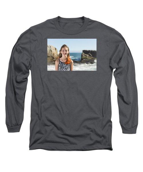 Olivia Long Sleeve T-Shirt by Alex Lapidus