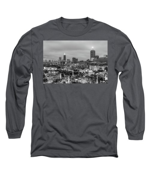 Olympic Park, Atlanta Long Sleeve T-Shirt