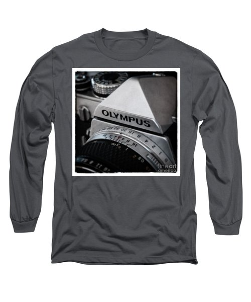 Long Sleeve T-Shirt featuring the photograph Om-1 - D010028b by Daniel Dempster