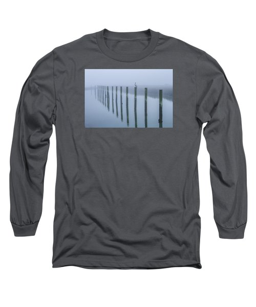 On The Pole Long Sleeve T-Shirt