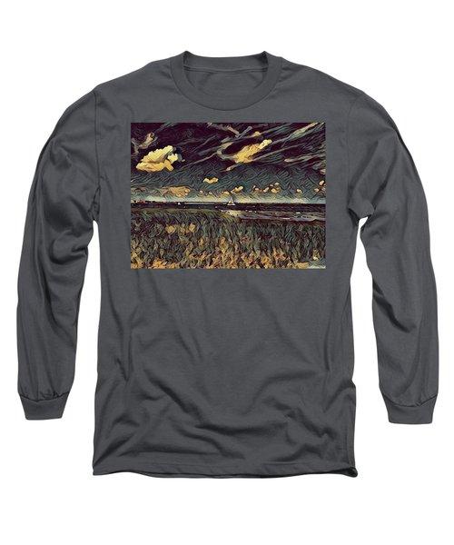 Ominous C's Long Sleeve T-Shirt