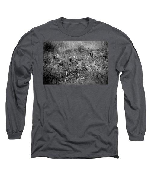 On Alert Long Sleeve T-Shirt