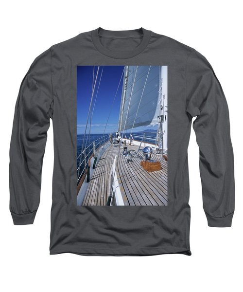 On Deck Off Mexico Long Sleeve T-Shirt