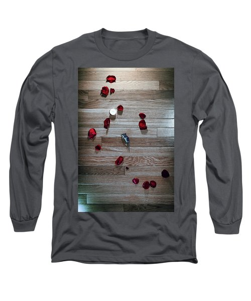 On Nature, Tragedy, And Beauty I Long Sleeve T-Shirt