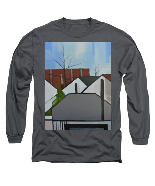 On Palisade Long Sleeve T-Shirt by Ron Erickson