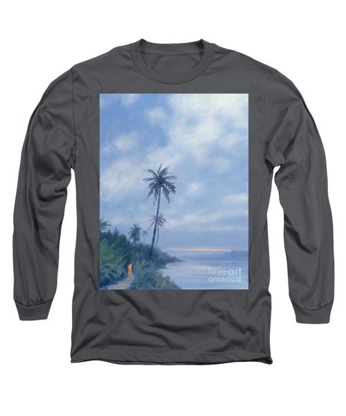 On The Backwaters Long Sleeve T-Shirt