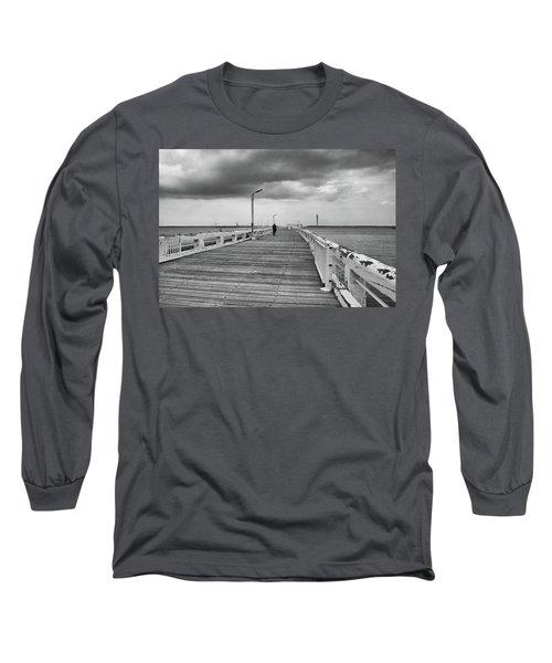 On The Boardwalk 2 Long Sleeve T-Shirt
