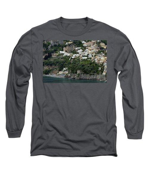 On The Coastal Road Long Sleeve T-Shirt