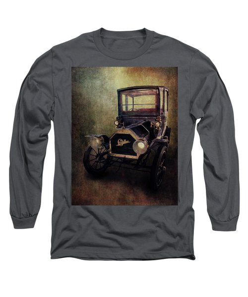 On The Day Before Yesterday Long Sleeve T-Shirt by Iryna Goodall