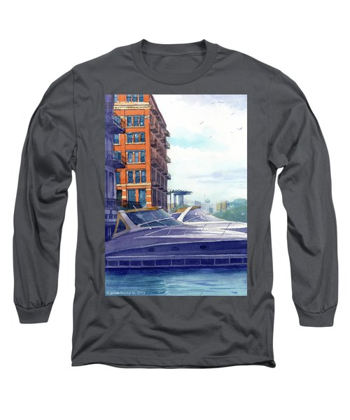 On The Docks Long Sleeve T-Shirt