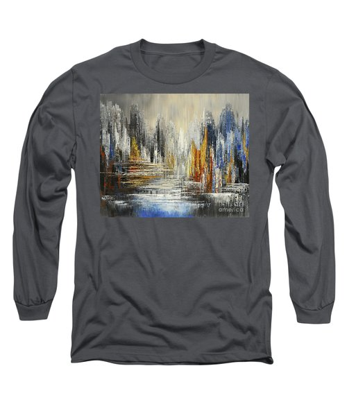 On The Hills Of Dream Long Sleeve T-Shirt