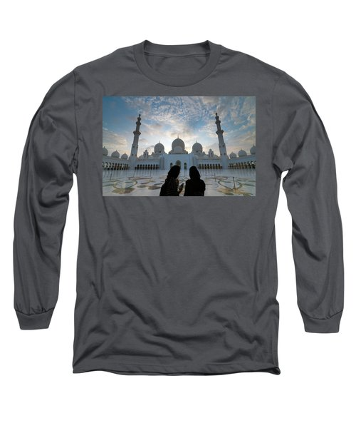 On The Phone Long Sleeve T-Shirt