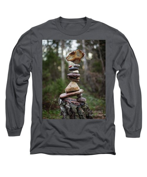 On The Stump Long Sleeve T-Shirt