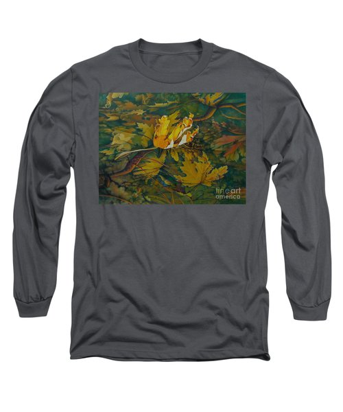 On The Surface Long Sleeve T-Shirt