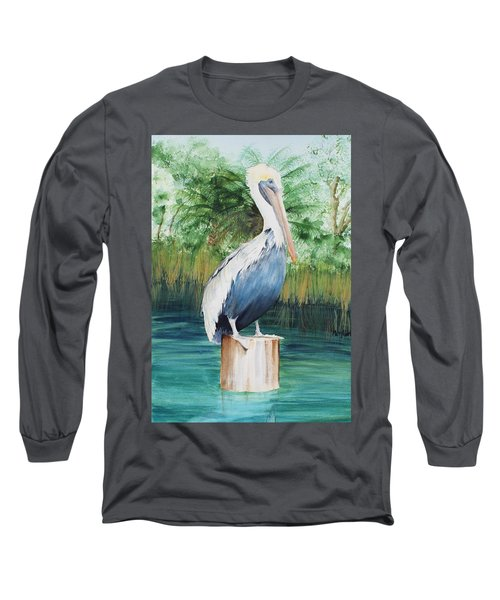 On The Watchtower Long Sleeve T-Shirt