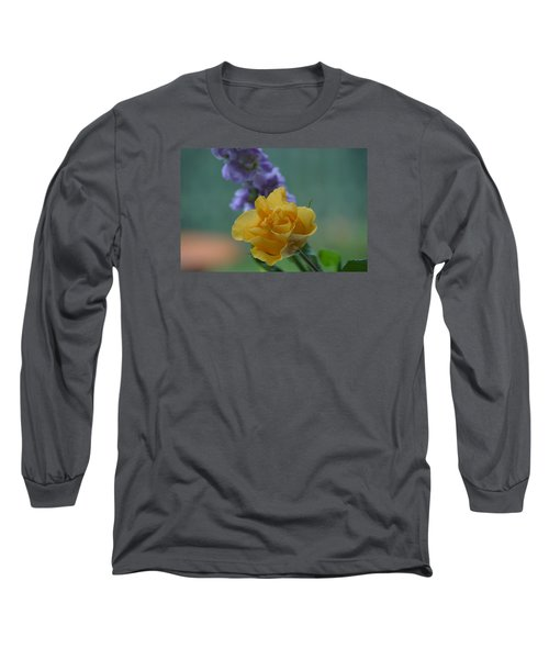 On The Window Sill. Long Sleeve T-Shirt