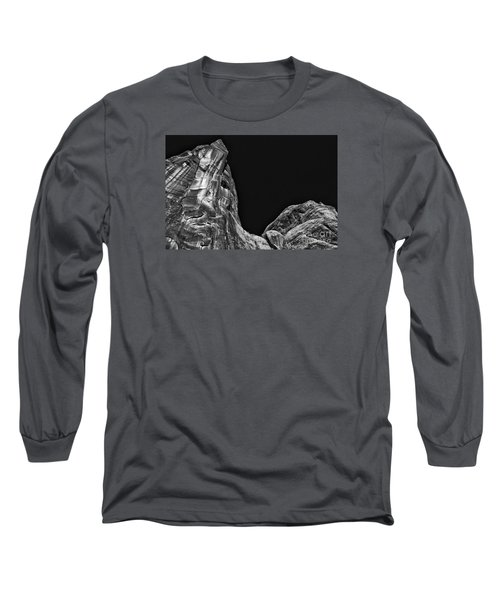 Long Sleeve T-Shirt featuring the digital art On Utah 279 by William Fields