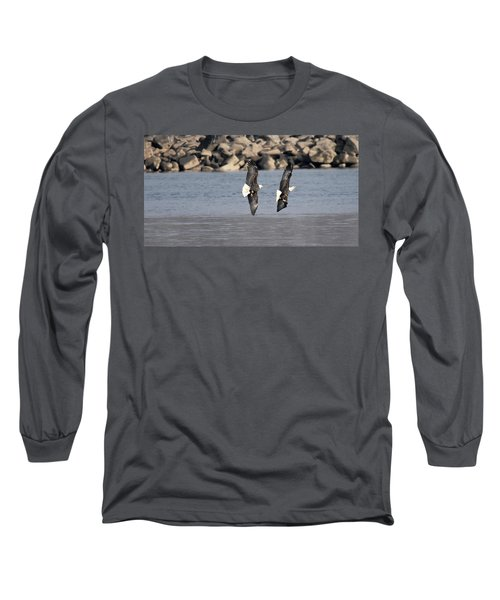 On Your Six Long Sleeve T-Shirt