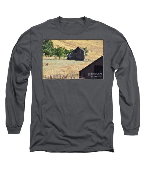 Once Upon A Homestead Long Sleeve T-Shirt
