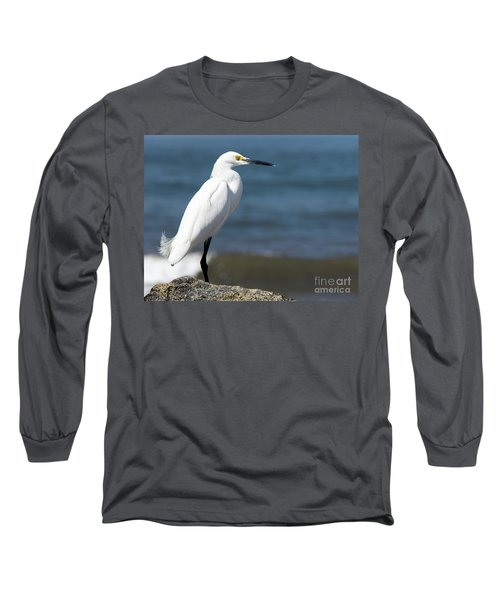 One Classy Chic Wildlife Art By Kaylyn Franks Long Sleeve T-Shirt