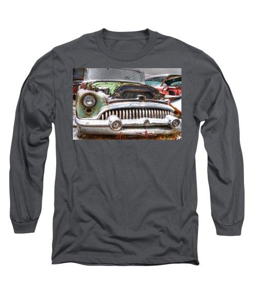 One Eyed Willie Long Sleeve T-Shirt