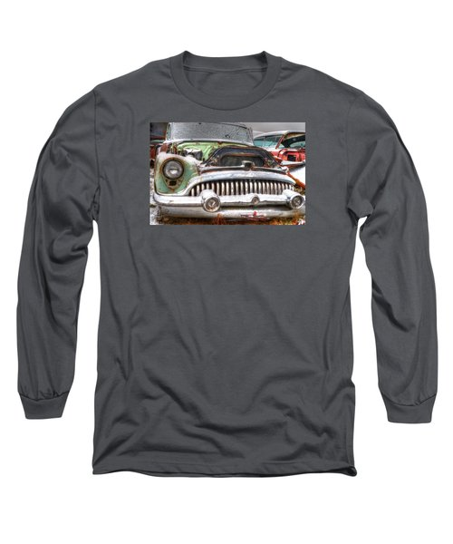One Eyed Willie Long Sleeve T-Shirt