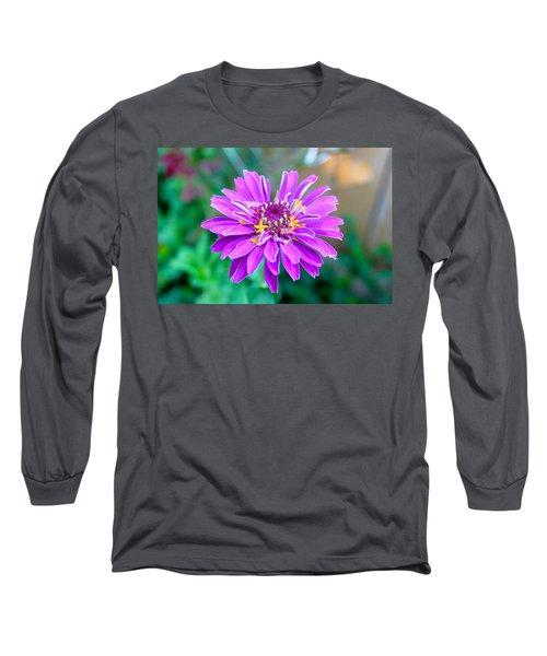 One Flower Circus Long Sleeve T-Shirt