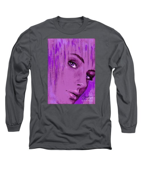 One Last Look Back Long Sleeve T-Shirt