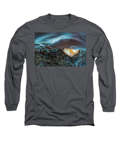 One Leaf Long Sleeve T-Shirt